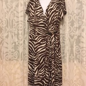 Charter Club  Wrap Dress  XL